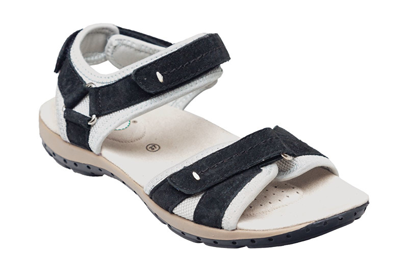SANTÉ Zdravotná obuv dámska MDA / 157-32 Black 39