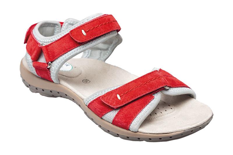 SANTÉ Zdravotní obuv dámská MDA 157-32 Red vel. 40 e929a61a007