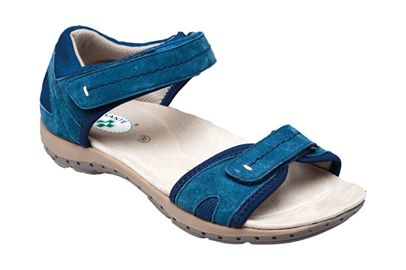 Zobrazit detail výrobku SANTÉ Zdravotní obuv dámská MDA/157-36 Navy 40