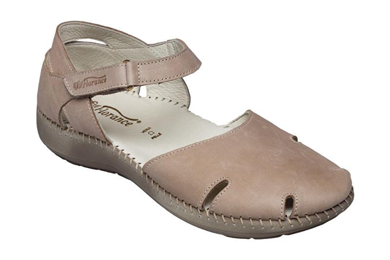 SANTÉ Zdravotná obuv dámska MN / 21622 Tortora vel. 39