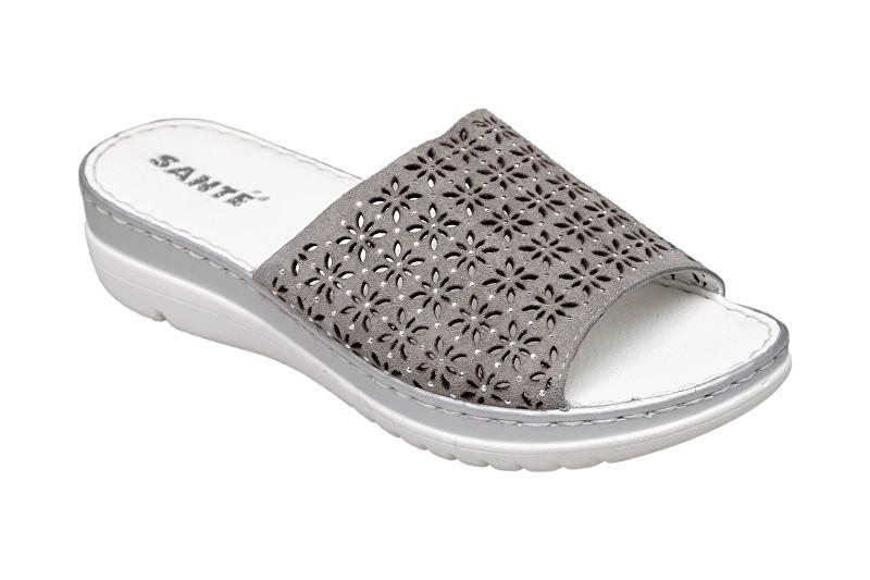 SANTÉ Zdravotní obuv dámská MR/0431 šedá 37