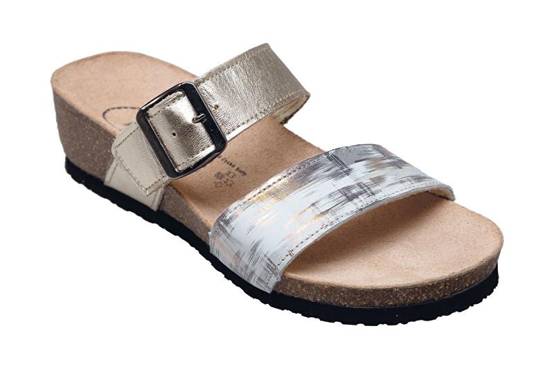 Zobrazit detail výrobku SANTÉ Zdravotní obuv dámská N/101/1/10C metal 36
