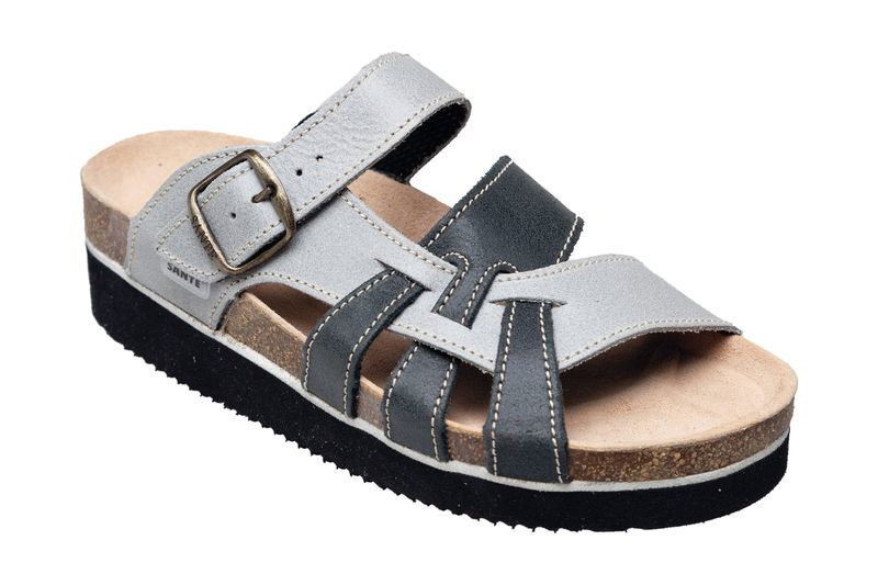 Zobrazit detail výrobku SANTÉ Zdravotní obuv dámská N/240/9/19/69/H/K/CP šedá 35
