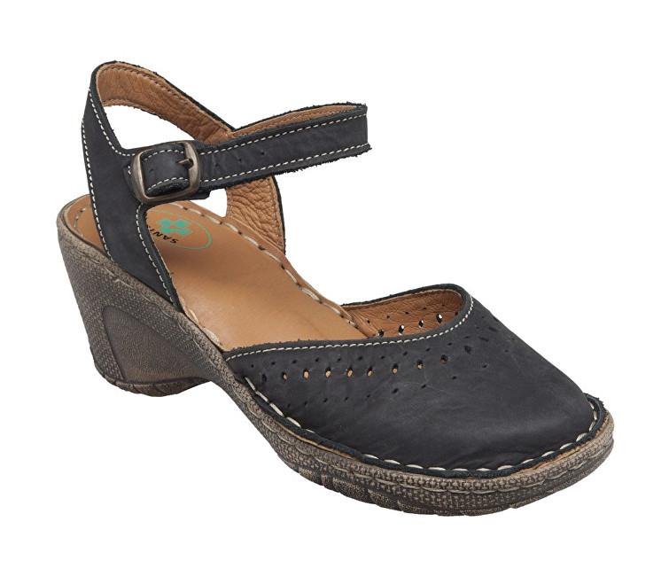 SANTÉ Zdravotní obuv dámská N 309 5 60 černá vel. 37 2efa11aa32