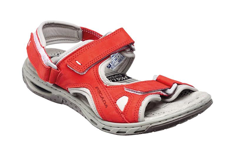 SANTÉ Zdravotní obuv dámská PE 231604-07 červená 40 5204fd2eb2
