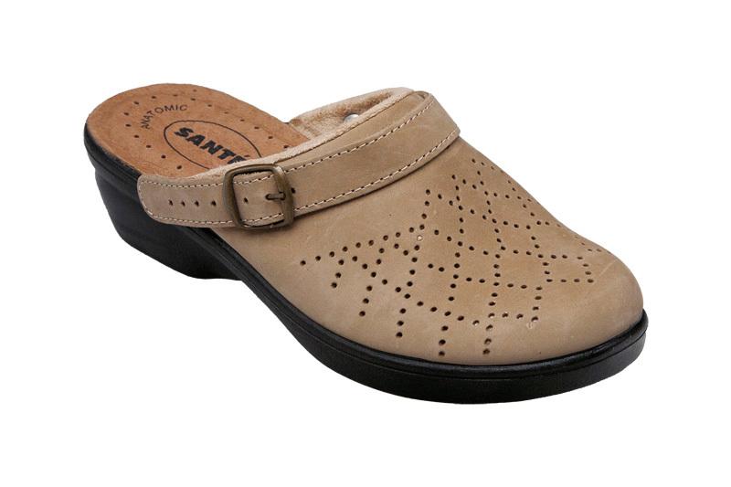 SANTÉ Zdravotná obuv dámska PO / 5284 béžová 41