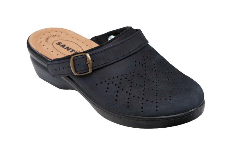 SANTÉ Zdravotná obuv dámska PO / 5284 čierna 37
