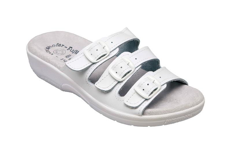 SANTÉ Zdravotní obuv dámská SI/03D3 Bianco 36