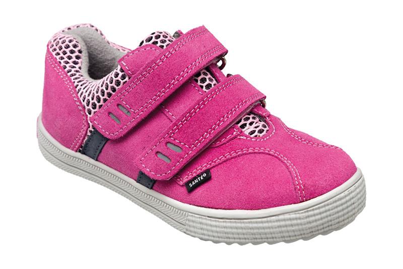SANTÉ Zdravotná obuv detská HP / 4894 ružová 36