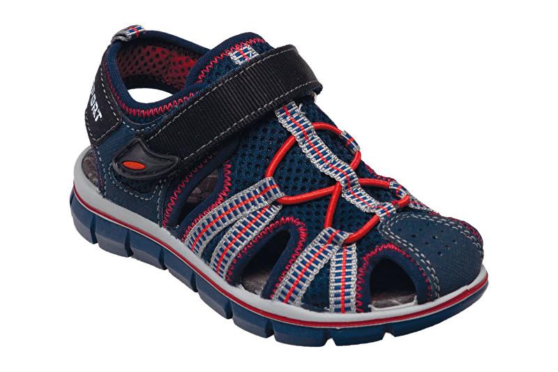 Zobrazit detail výrobku SANTÉ Zdravotní obuv dětská IC/132631 Blu 28