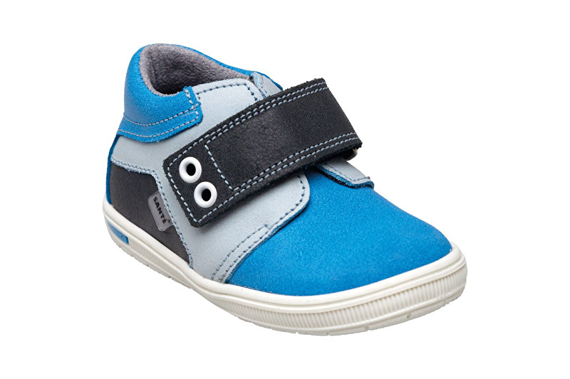 Zobrazit detail výrobku SANTÉ Zdravotní obuv dětská N/661/502/085/016/069 světle modrá (vel. 27-30) 27