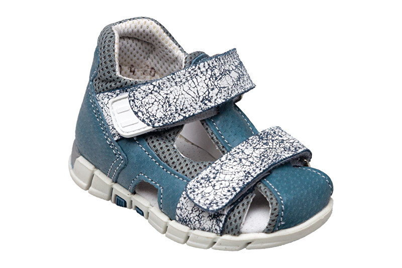 SANTÉ Zdravotná obuv detská N / 810/401 / S86 / A86 šedá (veľ. 19-26) 19