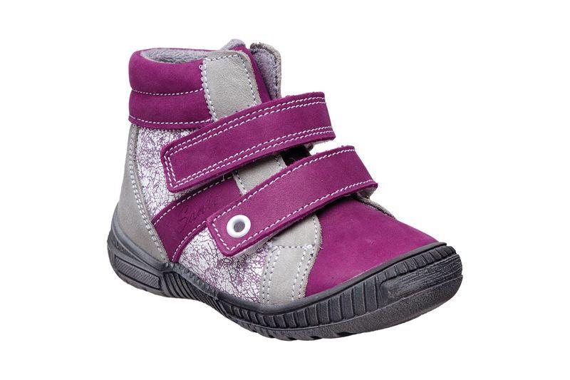 Zobrazit detail výrobku SANTÉ Zdravotní obuv dětská N/LONDON/203/C75/C13 fialová (vel. 27-30) 27
