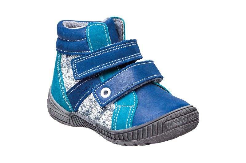 SANTÉ Zdravotní obuv dětská N/LONDON/202/C84/C87 modrá (vel. 19-26) 24