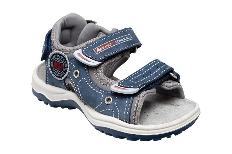 Zobrazit detail výrobku SANTÉ Zdravotní obuv dětská OR/23804 modrá 36