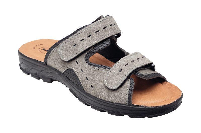 SANTÉ Zdravotná obuv pánska PO / 9005.22 Grigio 41