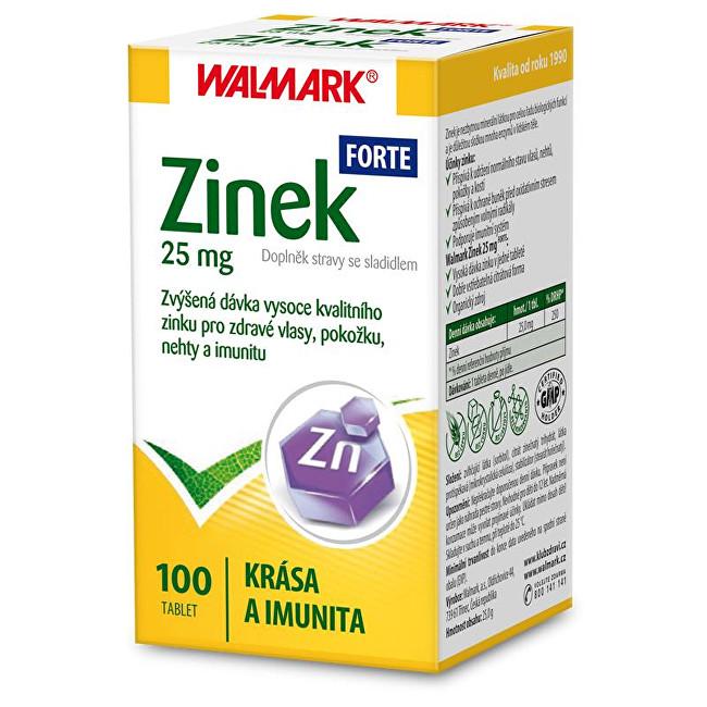 Zobrazit detail výrobku Walmark Zinek FORTE 25 mg 100 tbl.