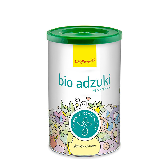 Zobrazit detail výrobku Wolfberry Adzuki BIO semínka na klíčení 200 g