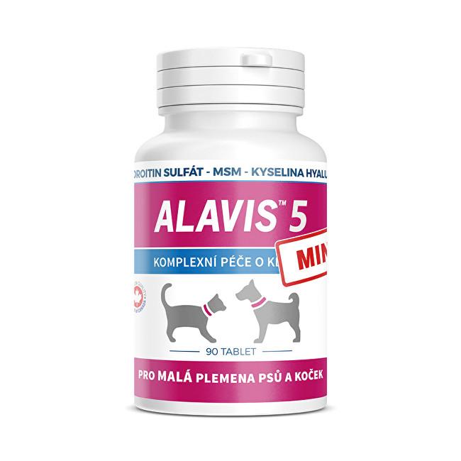 ALAVIS 5 MINI 90 kapslí