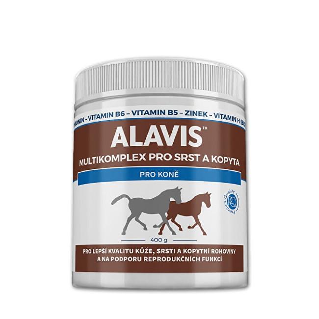 Zobrazit detail výrobku Alavis Alavis multikomplex pro srst a kopyta 400 g