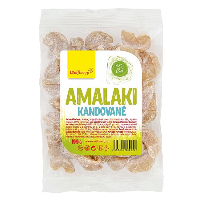 Wolfberry Amalaki kandované 100 g