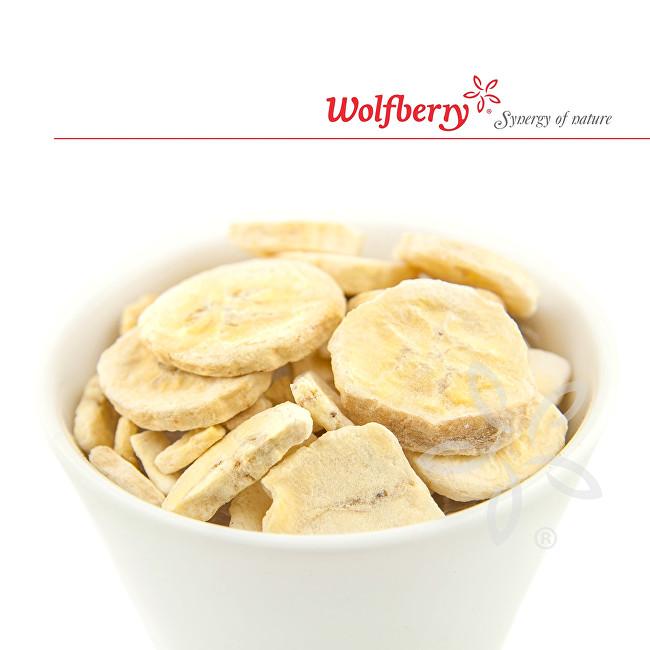 Wolfberry Banány lyofilizované 20 g