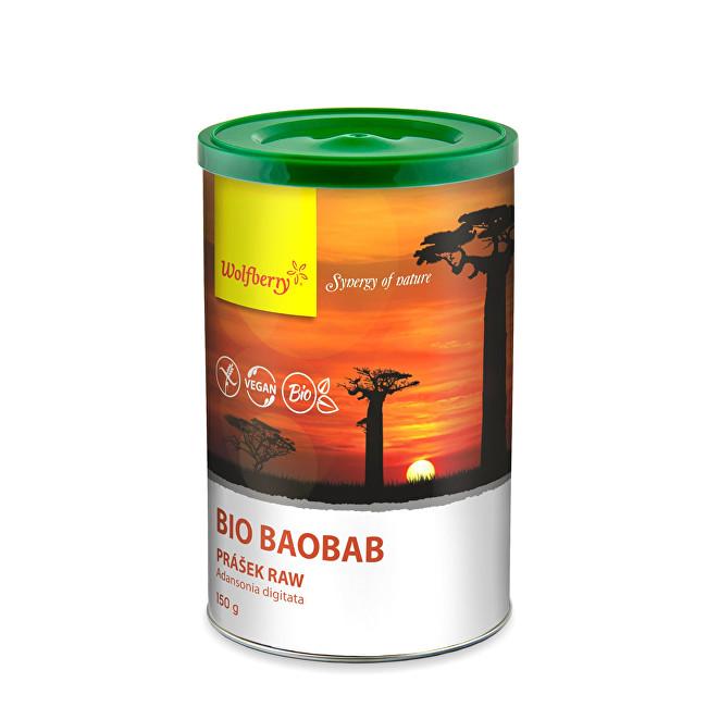 Wolfberry Baobab prášek BIO 150 g