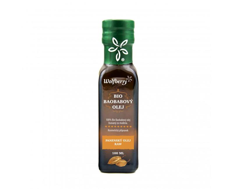 Zobrazit detail výrobku Wolfberry Baobabový olej BIO 100 ml