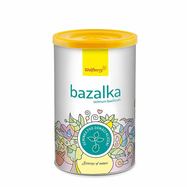 Zobrazit detail výrobku Wolfberry Bazalka semínka na klíčení 200 g