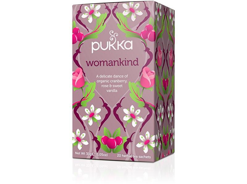 PUKKA Bio čaj Womenkind Harmonie pro ženy 20x1,5g