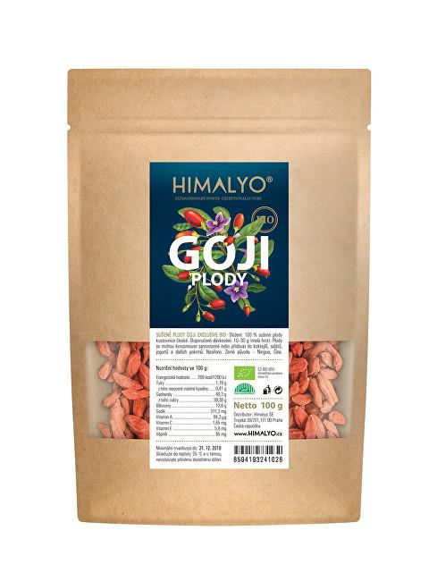 Himalyo BIO Goji sušené plody kustovnice čínské 100 g