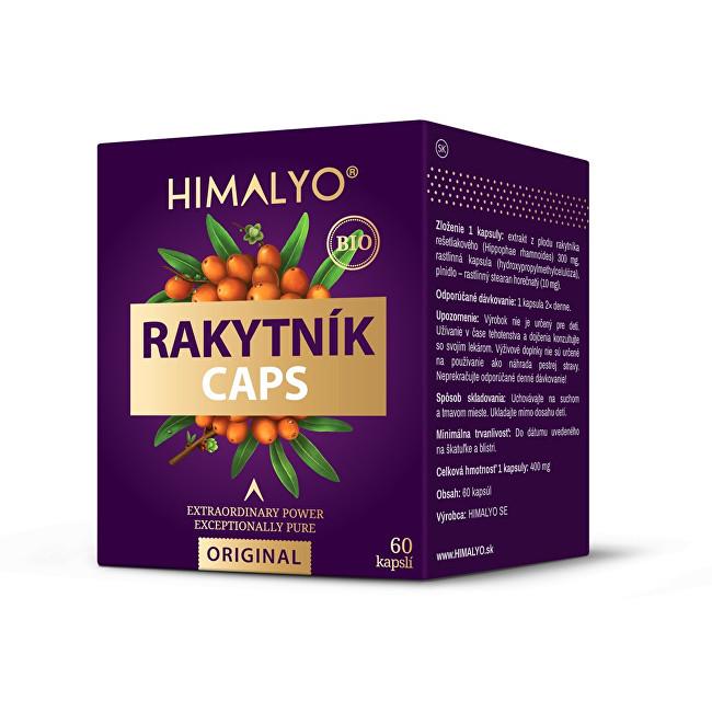 Zobrazit detail výrobku Himalyo BIO Rakytník 60 kapslí