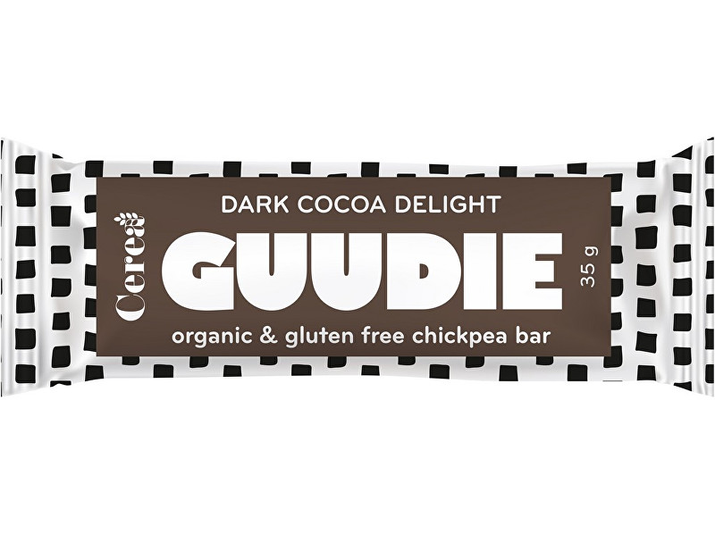 Zobrazit detail výrobku Cerea Bio tyčinka s cizrnou Guudie kakao 35g