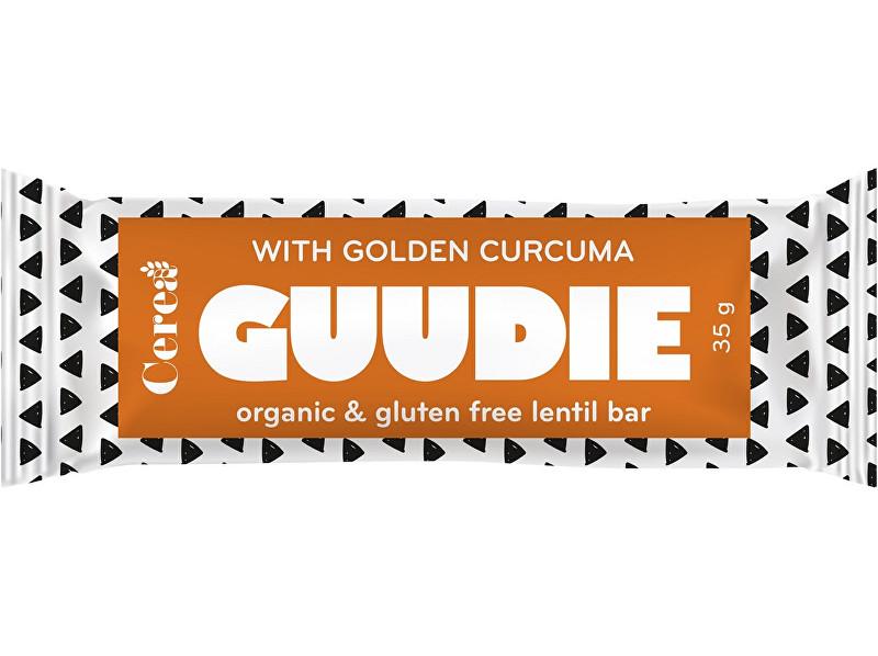 Zobrazit detail výrobku Cerea Bio tyčinka s čočkou Guudie kurkuma 35g