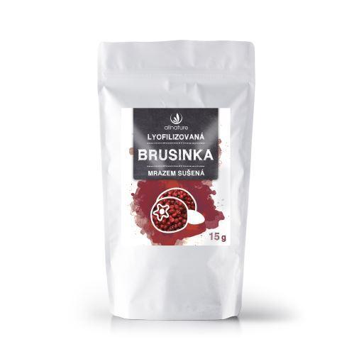 Zobrazit detail výrobku Allnature Brusinka sušená mrazem celá 10 g