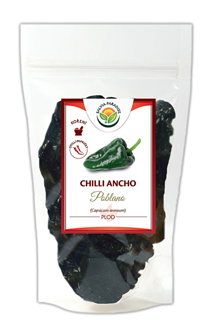 Zobrazit detail výrobku Salvia Paradise Chilli Ancho 250 g