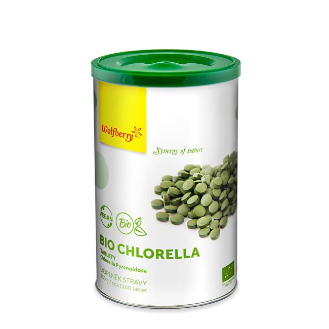 Zobrazit detail výrobku Wolfberry Chlorella BIO tablety 450 tbl (90 g)