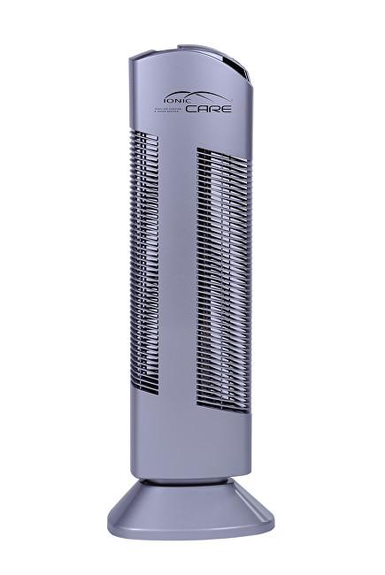 Zobrazit detail výrobku Ionic-CARE Čistička vzduchu Ionic-CARE Triton X6 stříbrná 1 ks + Nápojová láhev Ionic-CARE