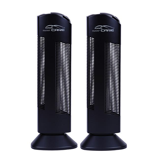 Högner Čistička vzduchu Ionic-CARE Triton X6 čierna 2 ks (zvýhodnené dvojbalenie)