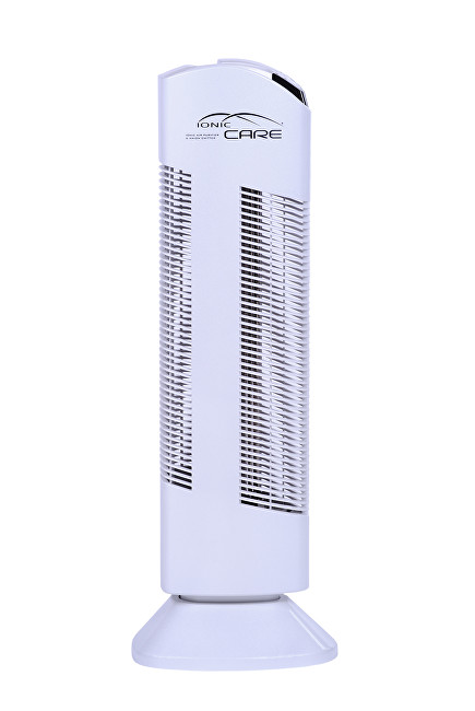 Zobrazit detail výrobku Ionic-CARE Čistička vzduchu Ionic-CARE Triton X6 perleťově bílá 1 ks + Nápojová láhev Ionic-CARE - SLEVA - poškozená krabice