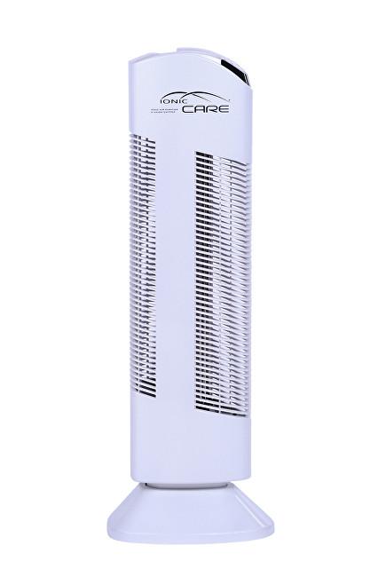 Ionic-CARE Čistička vzduchu Ionic-CARE Triton X6 perleťově bílá 1 ks + Nápojová láhev Ionic-CARE