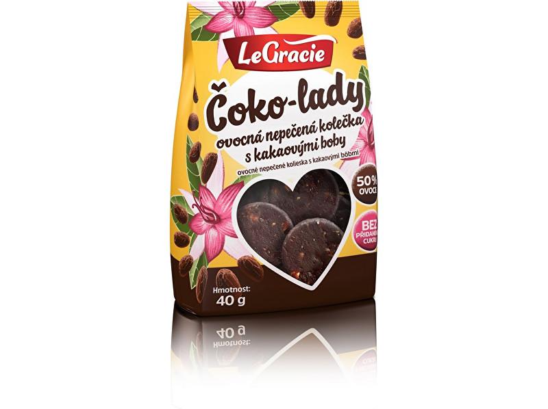 LeGracie Čoko-lady 40 g
