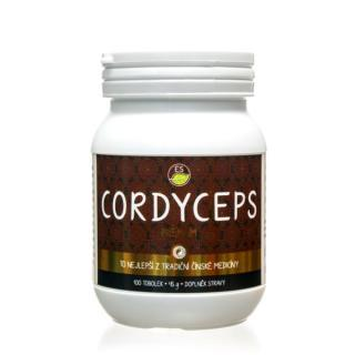 Zobrazit detail výrobku Empower Supplements Cordyceps PREMIUM 100 kapslí