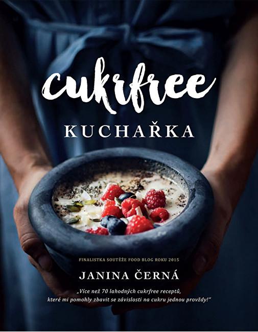 Zobrazit detail výrobku Knihy Cukrfree kuchařka (Janina Černá)