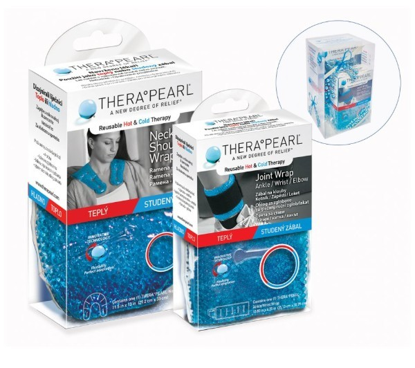 TheraPearl Dárkové balení Computer 1+1