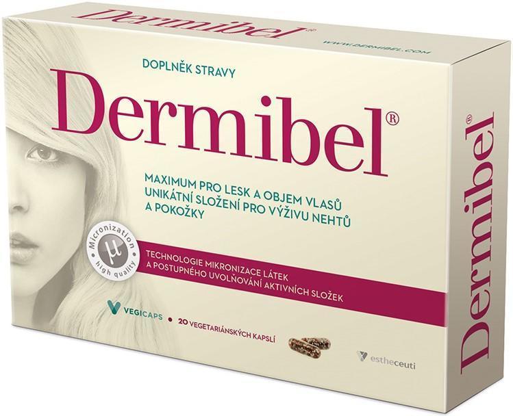 Guergi Dermibel 20 kapslí