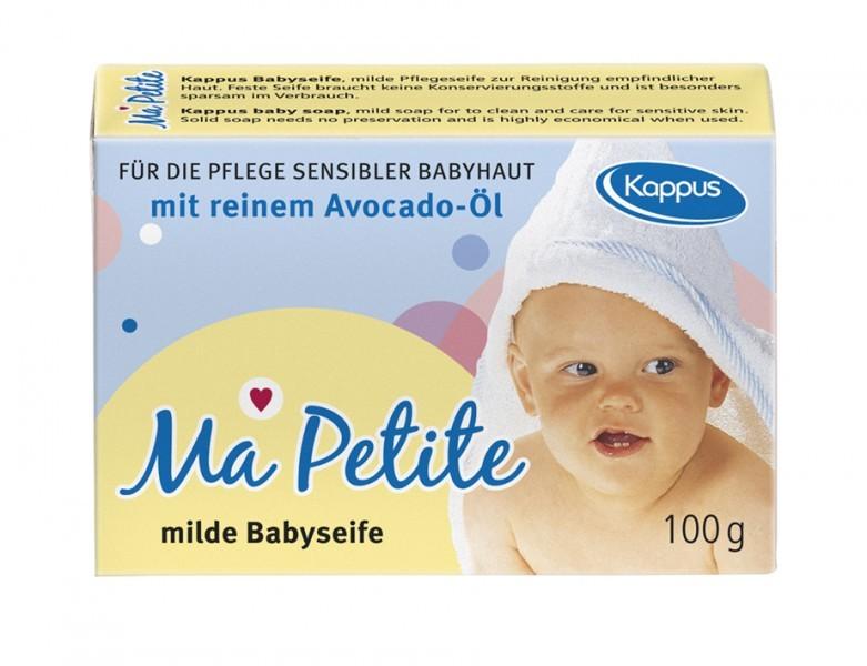 Zobrazit detail výrobku Kappus Dětské mýdlo i pro nejmenší 100 g