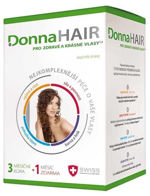 Zobrazit detail výrobku Simply You DonnaHAIR 4 měsíční kúra 90+30 tobolek zdarma - LIMIT.ED.