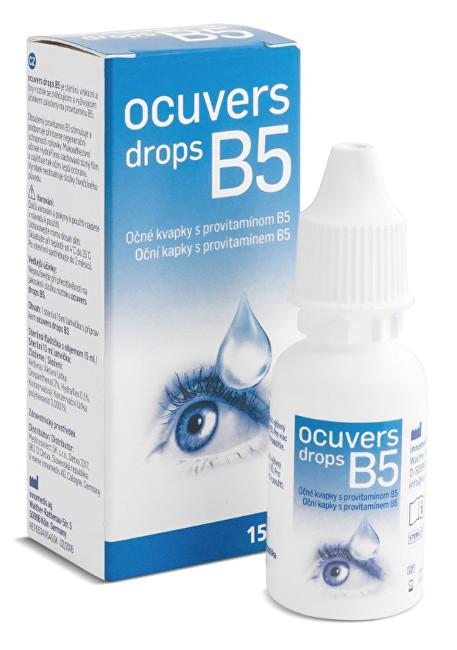 Agency MM Health Drops oční kapky s provitamínem B5 15 ml