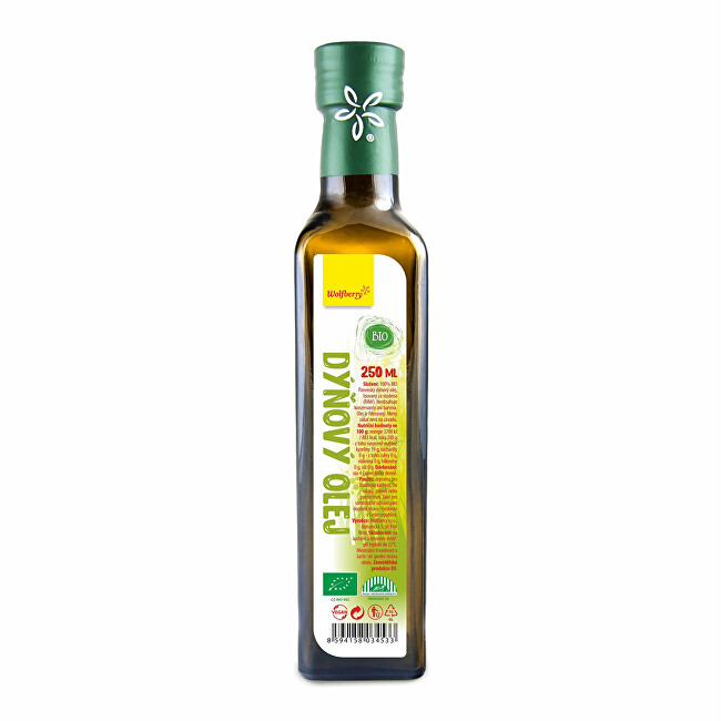 Zobrazit detail výrobku Wolfberry Dýňový olej v Bio a Raw kvalitě 250ml